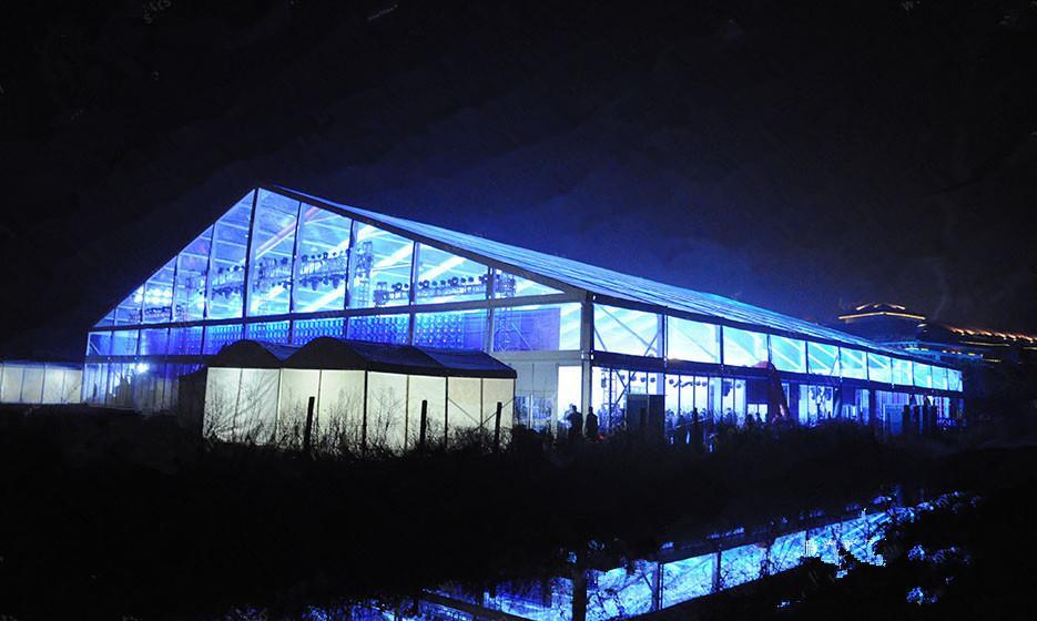航空铝合金篷房35x90m 1