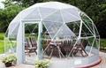 专业制造球形阳光篷房,艺术帐篷 2
