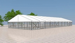 供应铝合结构多边形篷房,大型活动帐篷,展览帐篷
