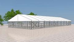 供應鋁合結構多邊形篷房,大型活動帳篷,展覽帳篷