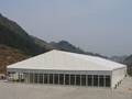 制造大型篷房40x80M,服务