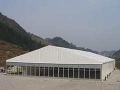 制造大型篷房40x80M,服务各种展会
