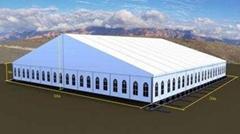 為海南世界消費服務供應展會篷房40x90m
