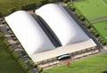 優先供應隔熱、隔音的大型氣膜帳篷35x70m 2