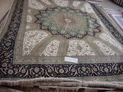 世界名毯-波斯富贵手工地毯