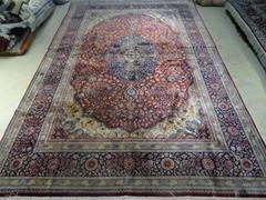 I like Persian rich carpets