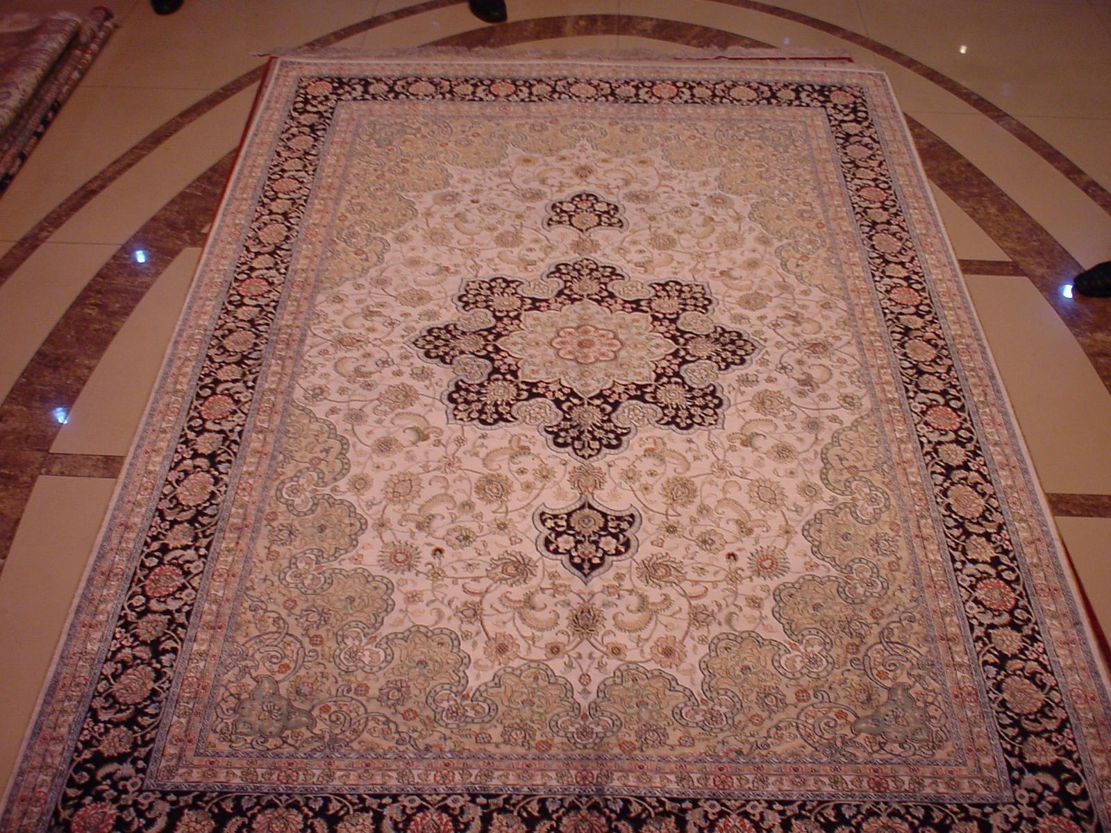 用波斯富貴地毯一定能發財! 3