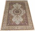 手工真絲波斯富貴地毯價格的介紹 2