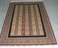 供应波斯图案,红色手工地毯