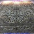 獨創人間仙境圖案,手工織造,純桑蠶絲地毯,2021年獻禮! 2