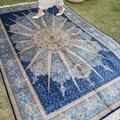 同奔馳一樣品質的手工地毯 天然