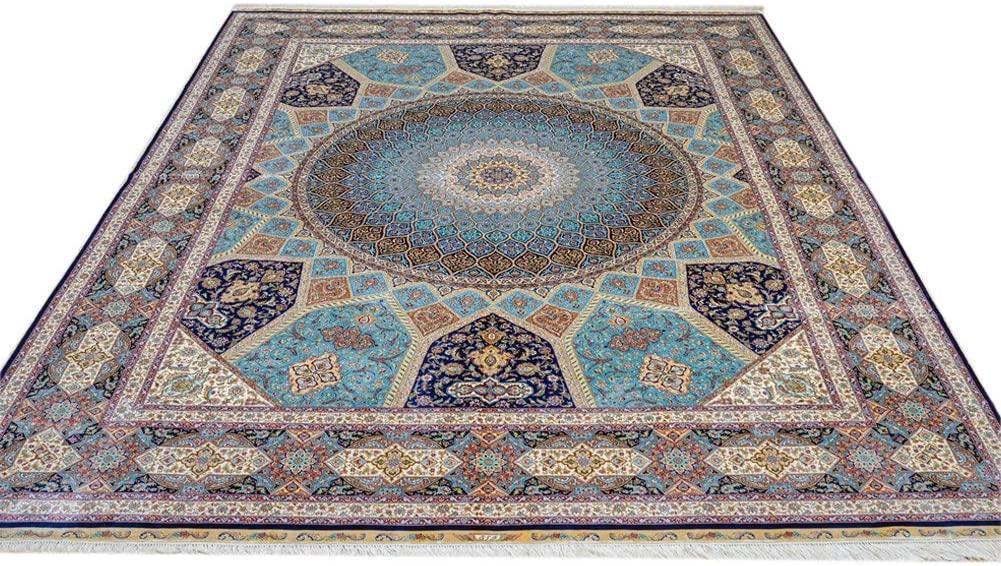 專業設計製造世界上   優質手工地毯 波斯富貴 2