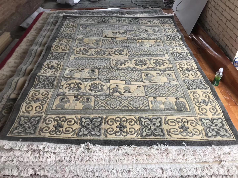 批发羊毛毯子,装饰温心的卧室 1