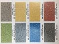 生产批发PVC塑胶地板,使用商场/健身房/学校 3