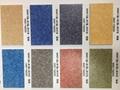 生产批发PVC塑胶地板,使用商场/健身房/学校 4