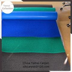 Production of bathroom, swimming pool PVC plastic carpet