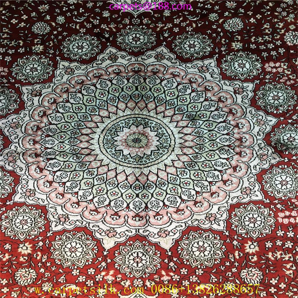 各種圖案的手工地毯批發 3