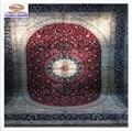 生產亞美傳奇手工波斯地毯/美國