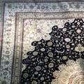 與奔馳同級的亞美傳奇手工真絲地毯-亞美地毯廠生產 2