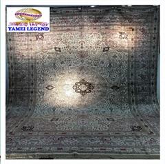 專業製造設計世界上   手工真絲地毯