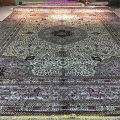 """""""亚美传奇""""颜值在线与艺术灵魂的  地毯"""