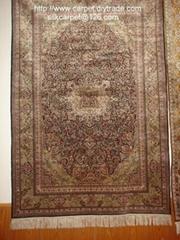 亚美地毯手工真丝波斯地毯又获大众喜爱优质奖