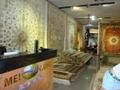 亞美真絲材質,波斯圖案手工打結大客廳地毯 3