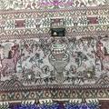 裝飾國家會客廳的手工高級波斯真絲地毯10x14ft 2