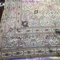 Handmade high grade Persian silk carpet for national reception hall 3