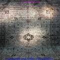装饰国家会客厅的手工高级波斯真丝地毯10x14ft 5