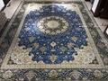 波斯富貴真絲地毯銷往安哥拉,安