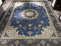 波斯富贵真丝地毯销往安哥拉,安提瓜和巴布达艺术地毯
