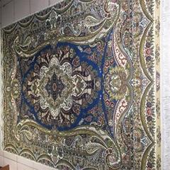 典雅書房酒店客房的優美藝朮品是亞美傳奇手工真絲波斯地毯