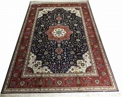 波斯富貴手工地毯盡顯豪華之靈氣. (熱門產品 - 1*)
