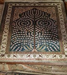 亚美专业生产手工地毯,批发艺术工艺挂毯
