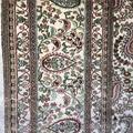 6英呎x 9英呎真絲純手工地毯東方設計圖案客廳臥室書房 4