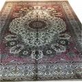 6x9英呎手工土耳其真絲地毯客