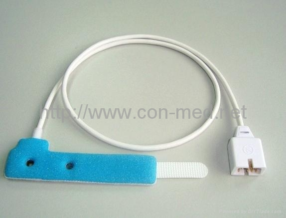 disposable spo2 sensor adult medaplast 3
