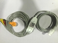philips Ecg cable and 7lead wires
