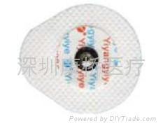 Disposable ECG electrode 1