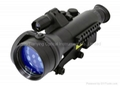 Sentinel 3x60 Night Vision Rifle Scopes