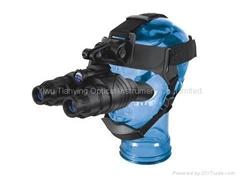 Pulsar普爾薩爾1x20超一代紅外線雙目頭盔微光夜視儀