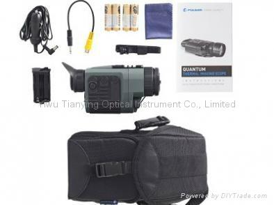 Quantum XQ19 384x288 19mm lens Thermal Imaging Scope Camera -5