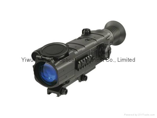 N770 4.5x50 Digital Night Vision Rifle Scope -2