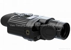 XQ38 384x288像素50赫茲38毫米焦距晝夜型紅外熱成像夜視儀