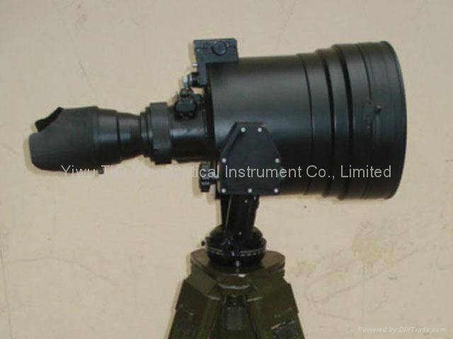 巨人5x200高性能超二代加管視頻輸出1000米微光夜視儀 -4