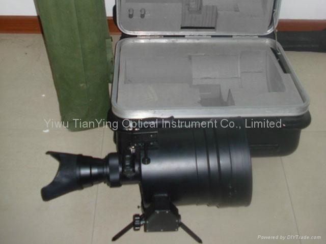 巨人5x200高性能超二代加管视频输出1000米微光夜视仪 -5