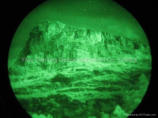 Giant 5x75 Monocular Night Vision Scope -5