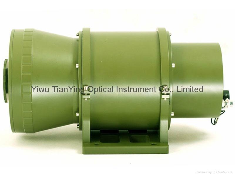 640x480 17microns 40mk 200mm lens 5km Infrared Thermal Imaging Camera -5