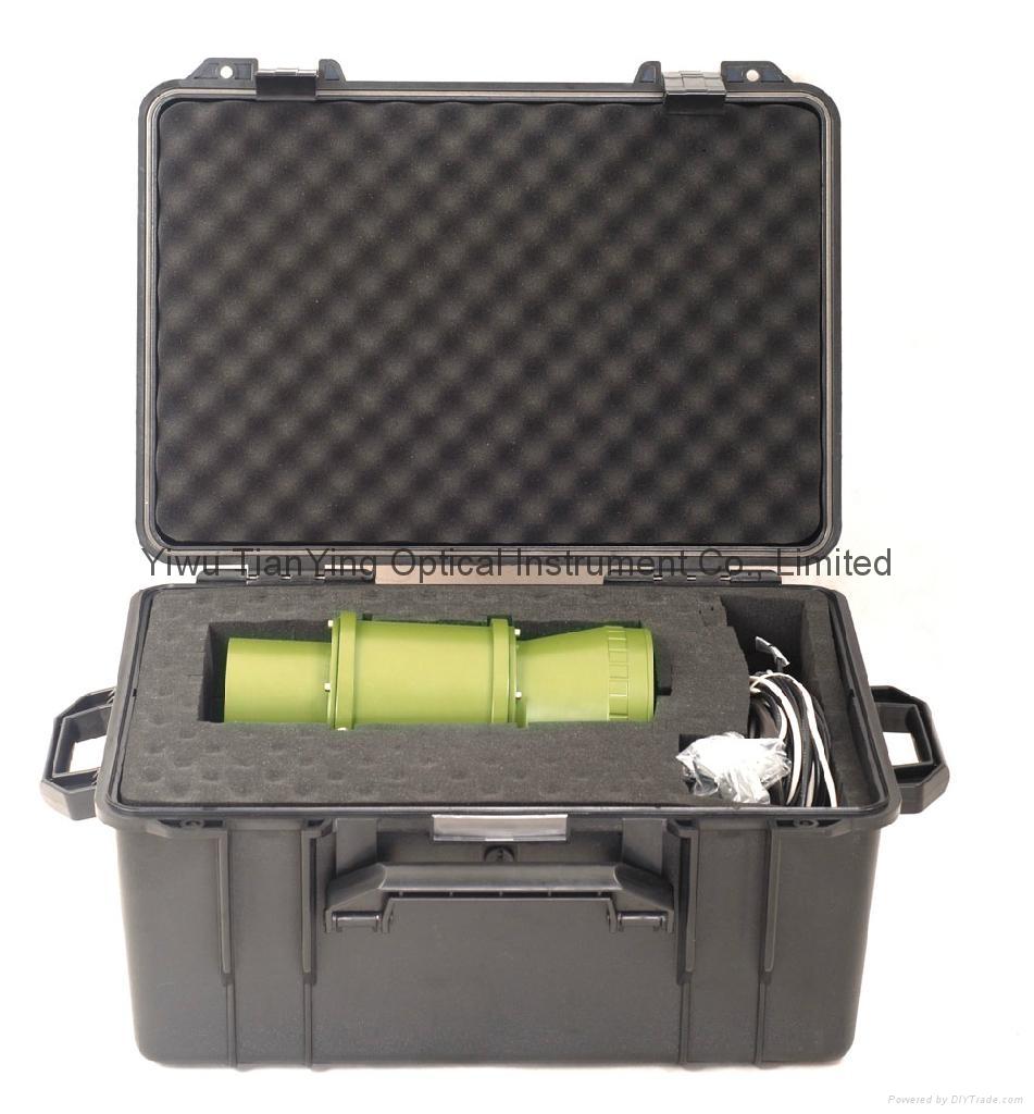 640x480 17microns 40mk 200mm F1 lens 5000m Infrared Thermal Imaging Camera -6